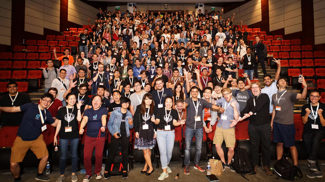 It was a tech overload at TFA with hundreds of top iOS developers attending the iOS Conf SG.