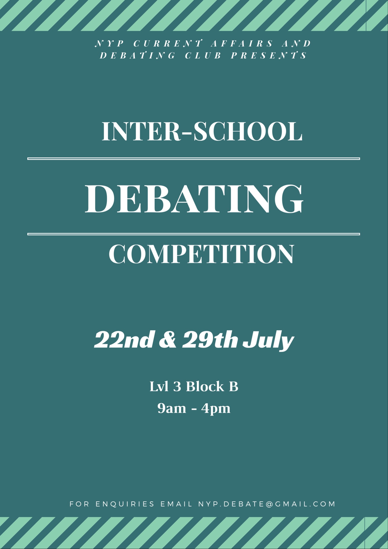Inter-School Debates Competition