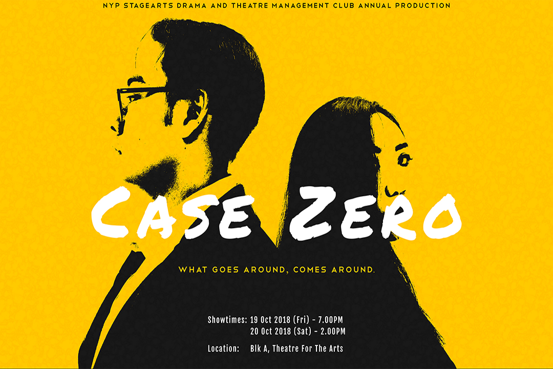 StageArts Production: Case Zero
