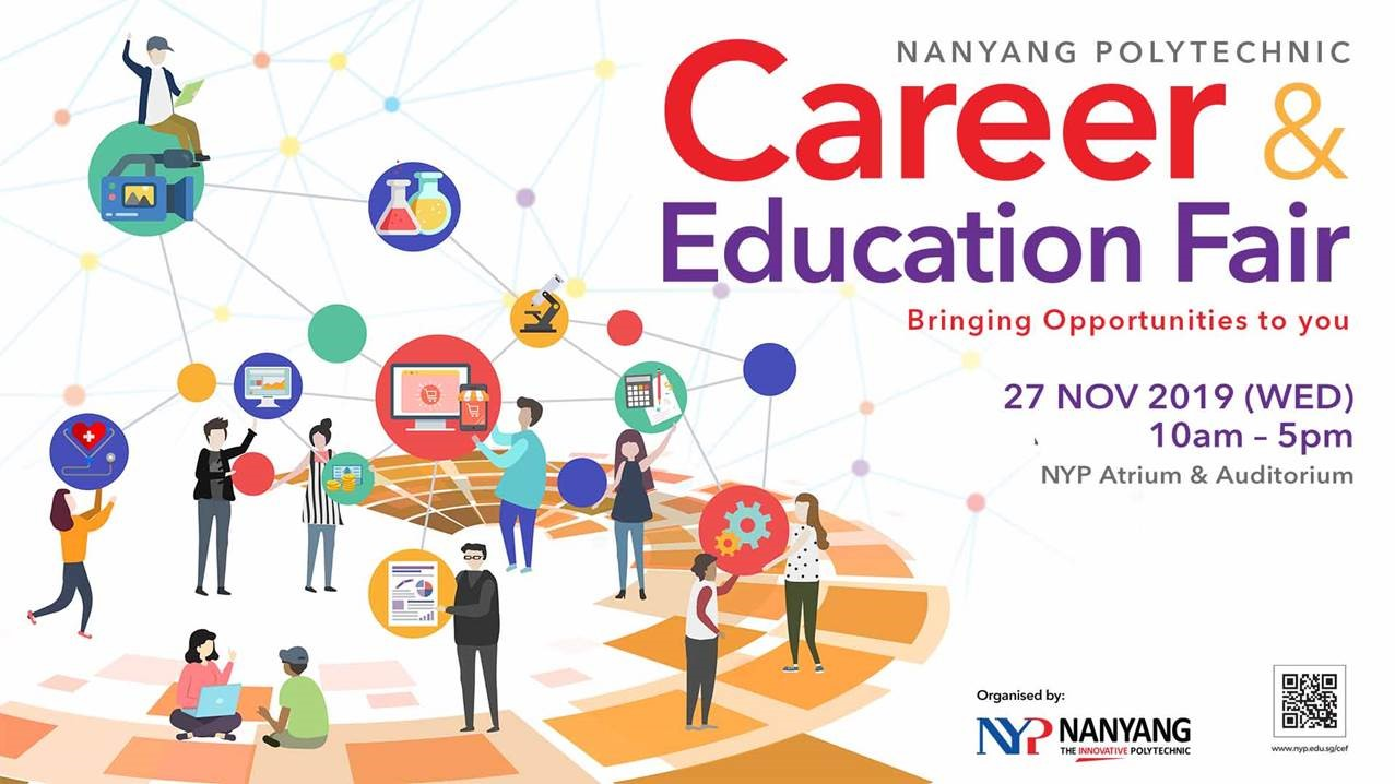 NYP Career & Education Fair 2019