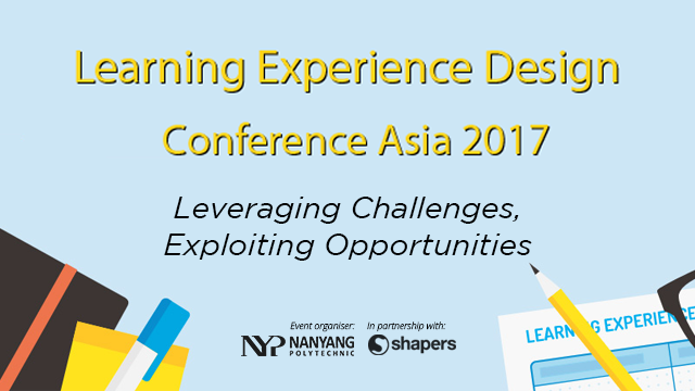 Learning Experience Design Conference Asia 2017