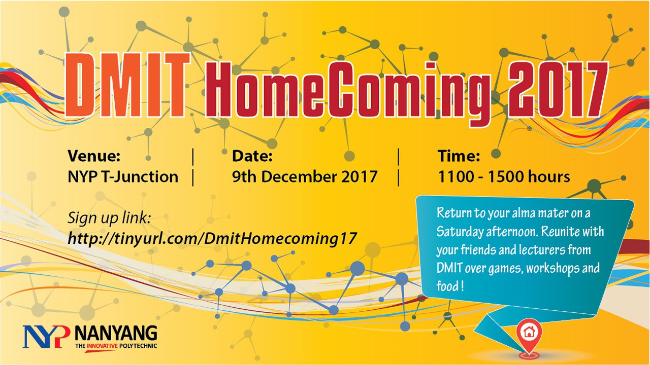 DMIT HomeComing 2017