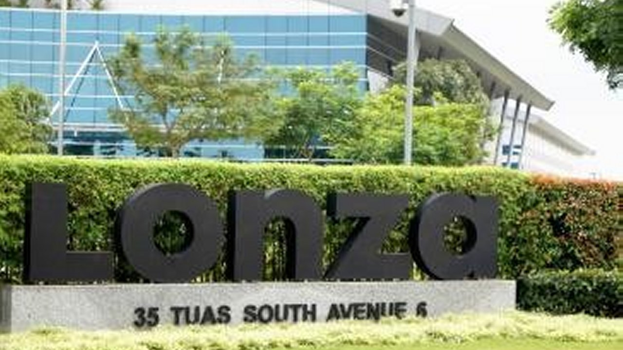 24-week internship at Lonza Biologics Tuas Pte Ltd