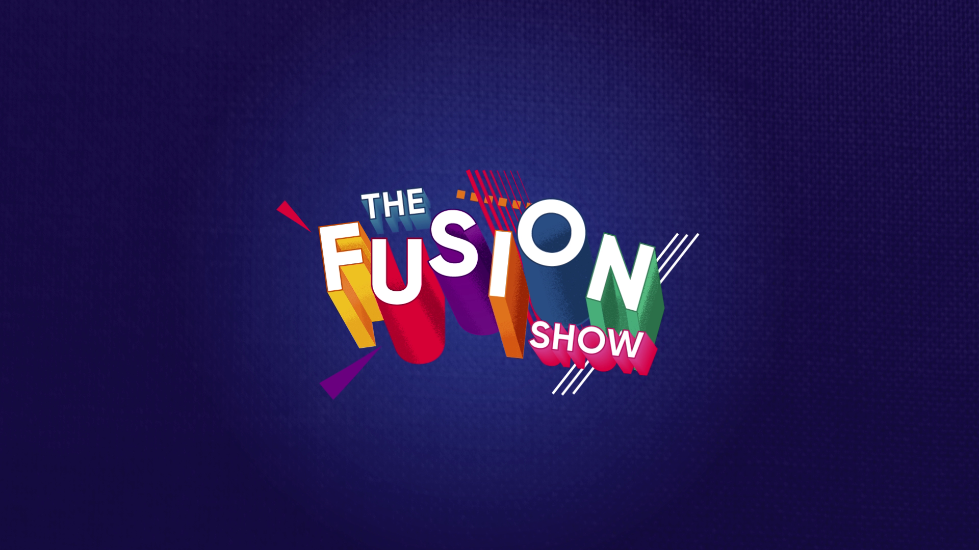 The Fusion Show! #sidmfusion20