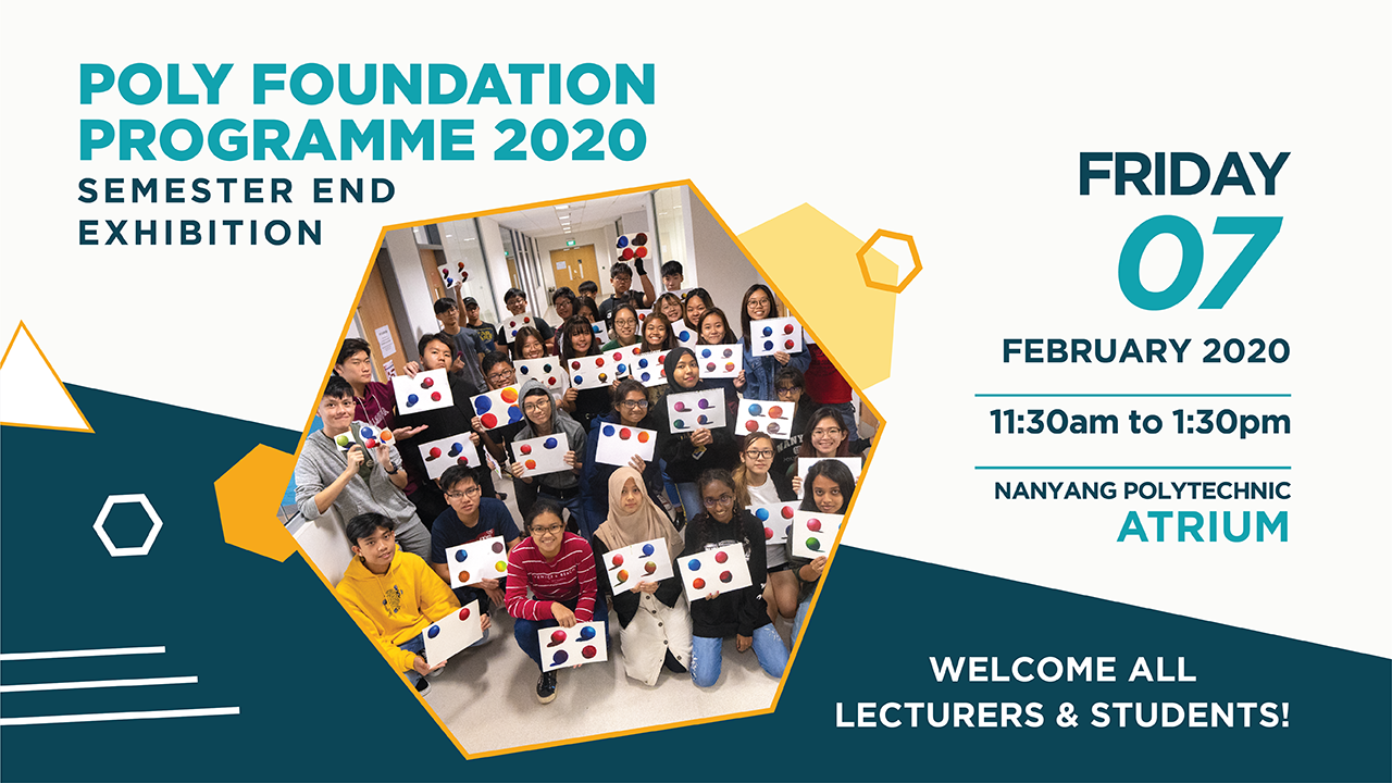 Poly Foundation Program: Semester Showcase 2020