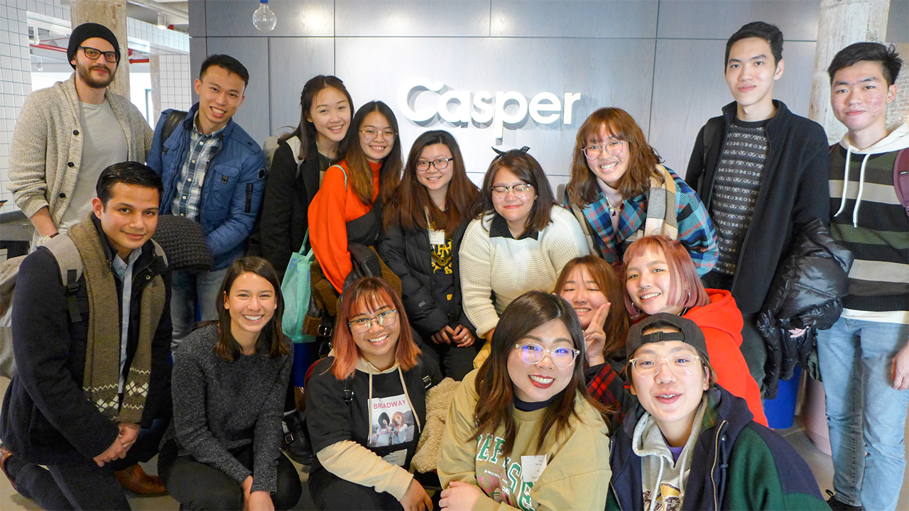 NY.SG Participants at Casper!