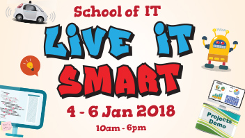 NYP School of IT Open House 2018